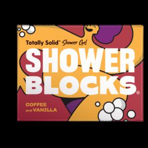 shower blocks solid shower gel